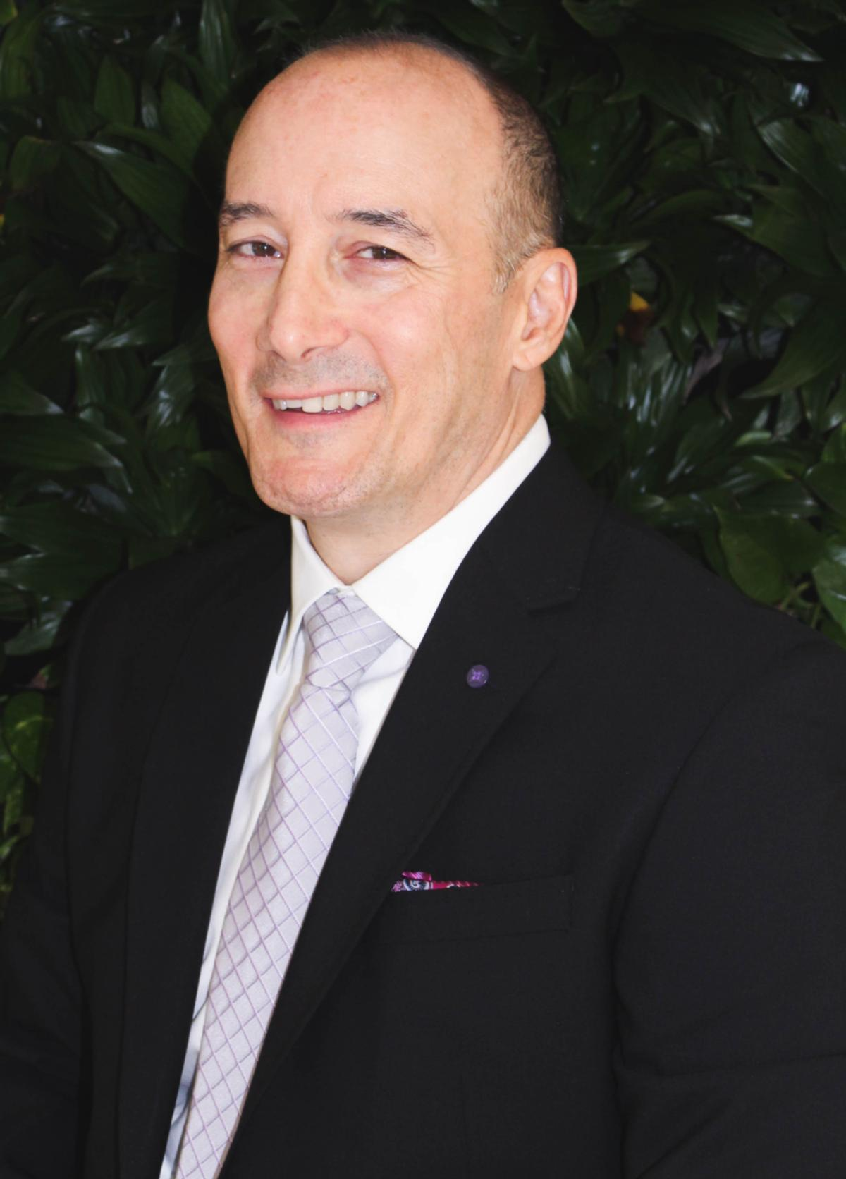 Industry veteran David Erlich co-general manager, spa division at Amrit