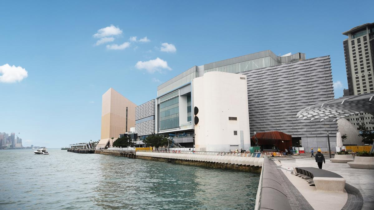 The Hong Kong Museum of Art has undergone a HK$930m renovation since 2015 / Hong Kong Museum of Art