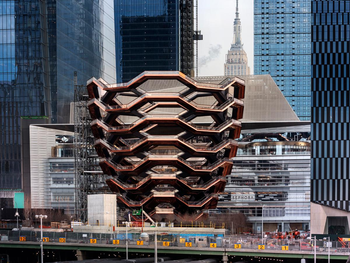 The Vessel by Heatherwick Studio / Michael Moran