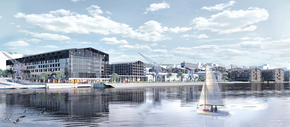 Tersane Halic - Halic Shipyards by Tabanlioglu Architects / Tabanlioglu Architects