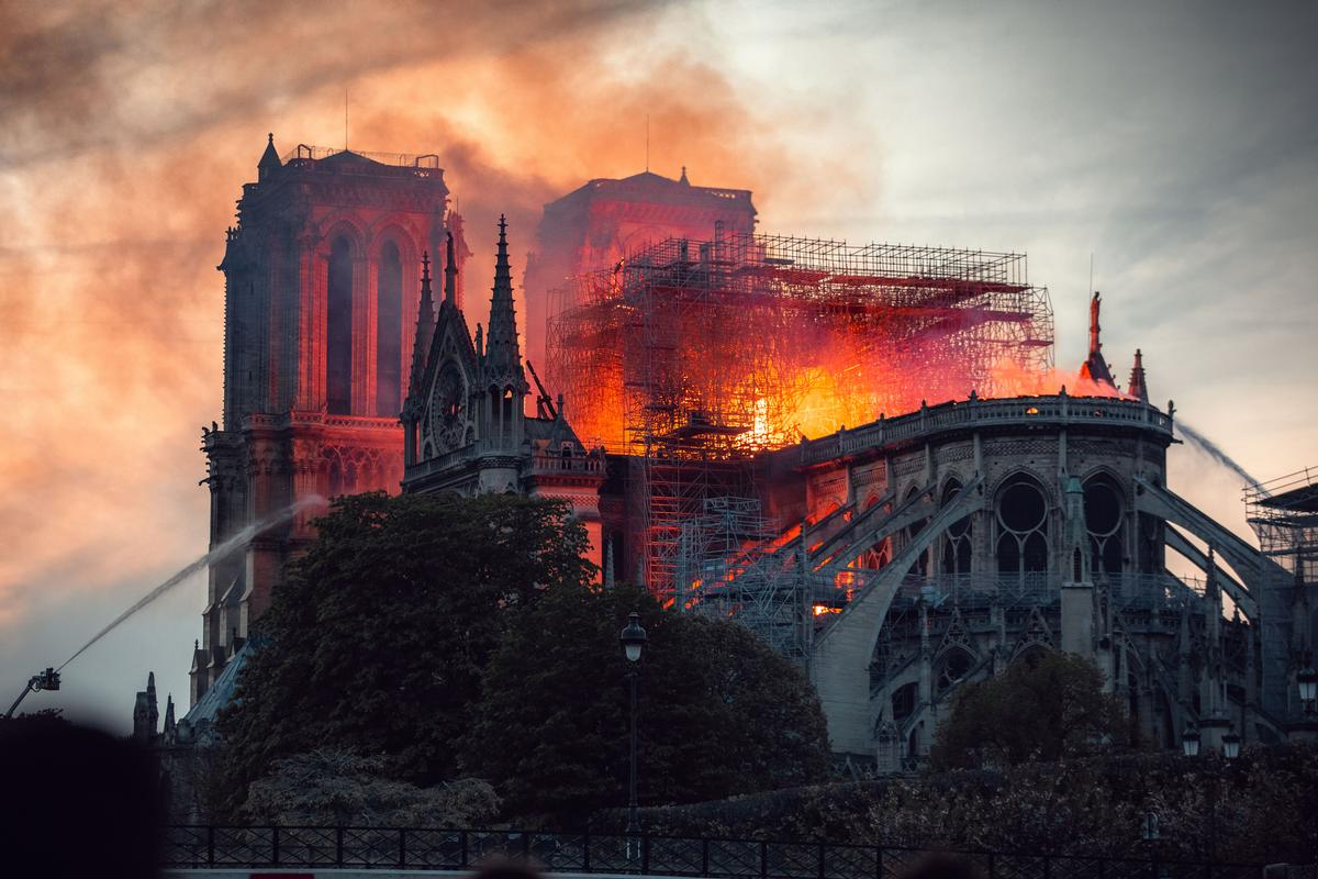 Heritage disasters on the scale of the Notre Dame Cathedral fire figure strongly in public awareness, but many other preservation projects around the world need exposure and support / Shutterstock