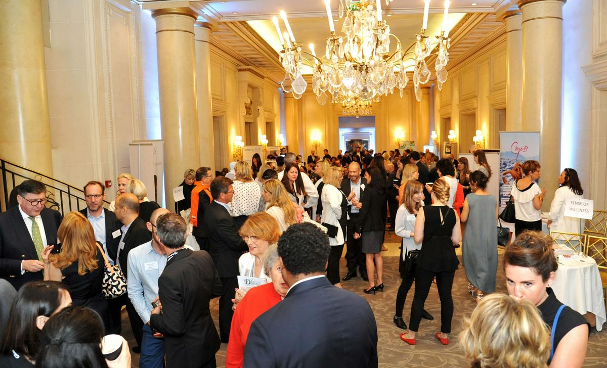 Forum HOTelSPA includes networking opportunities / ©Faust Favart