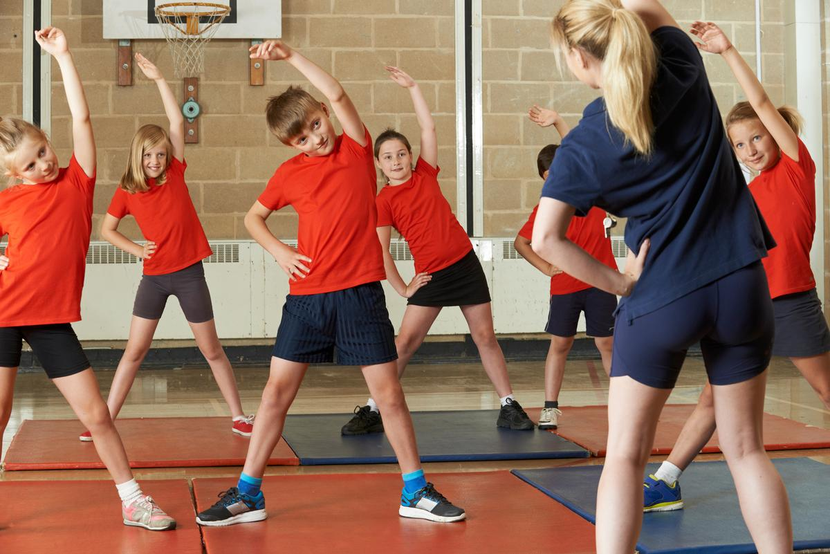 The letter calls for investment in teacher training and school sport facilities / Shutterstock