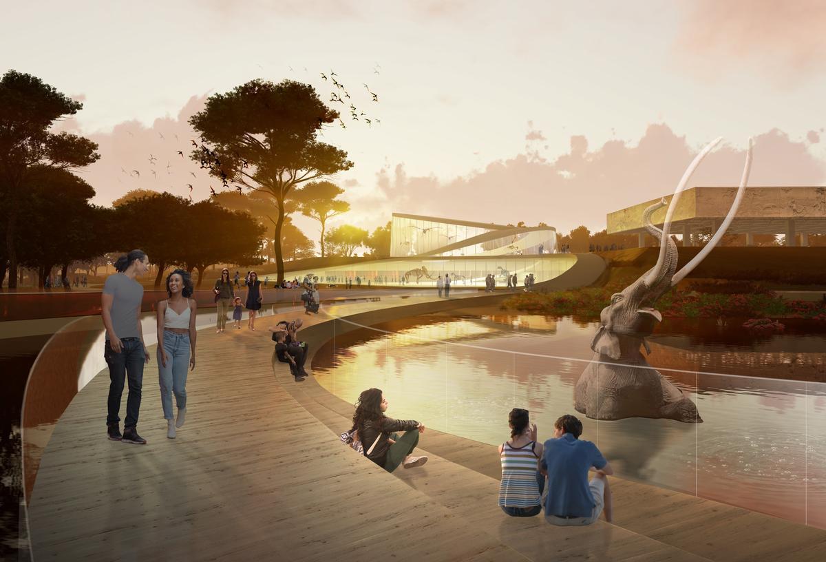 Weiss/Manfredi to reimagine the La Brea Tar Pits
