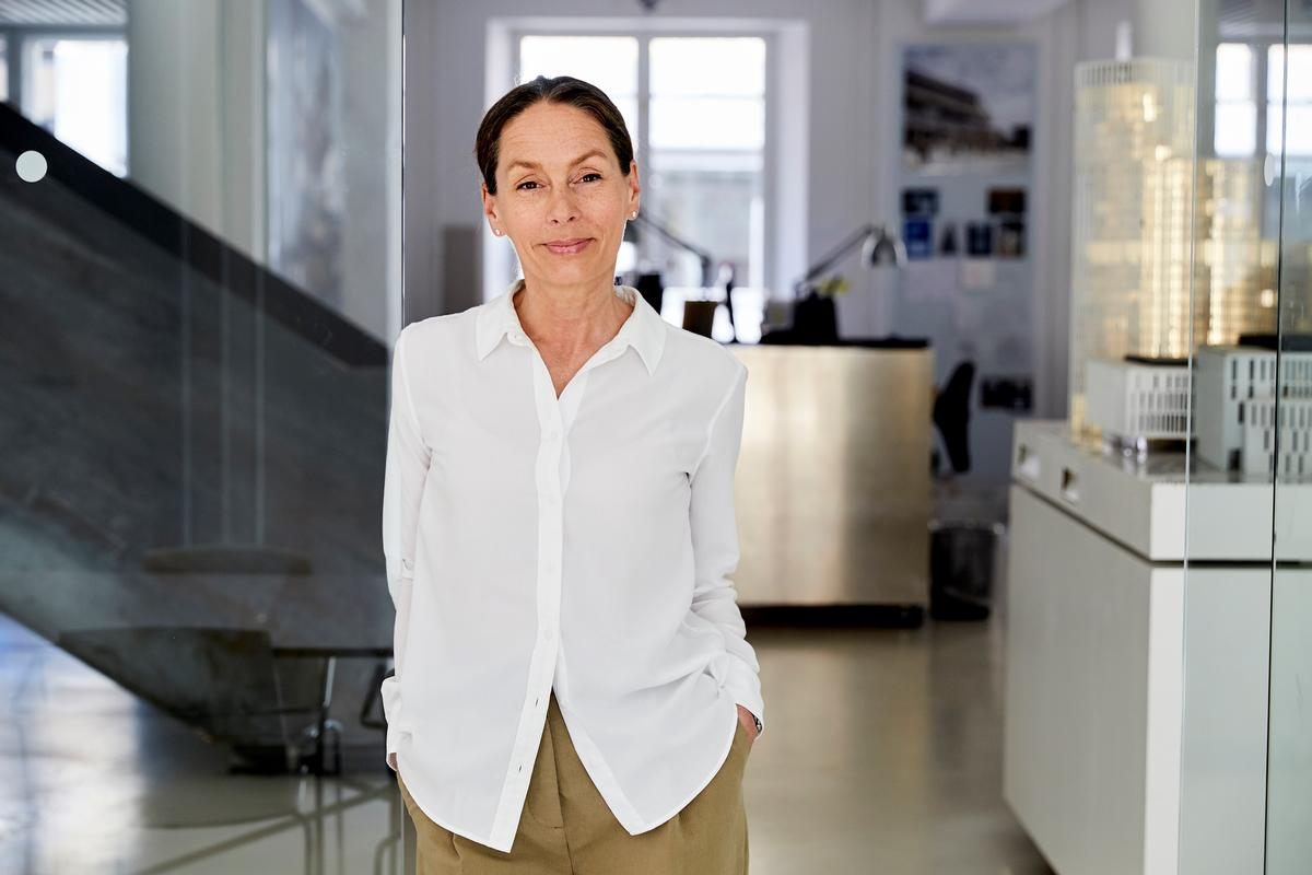 Schmidt Hammer Lassen's managing director Sanne Wall-Gremstrup says insights from data can contribute to creating architecture than enhances people's lives
