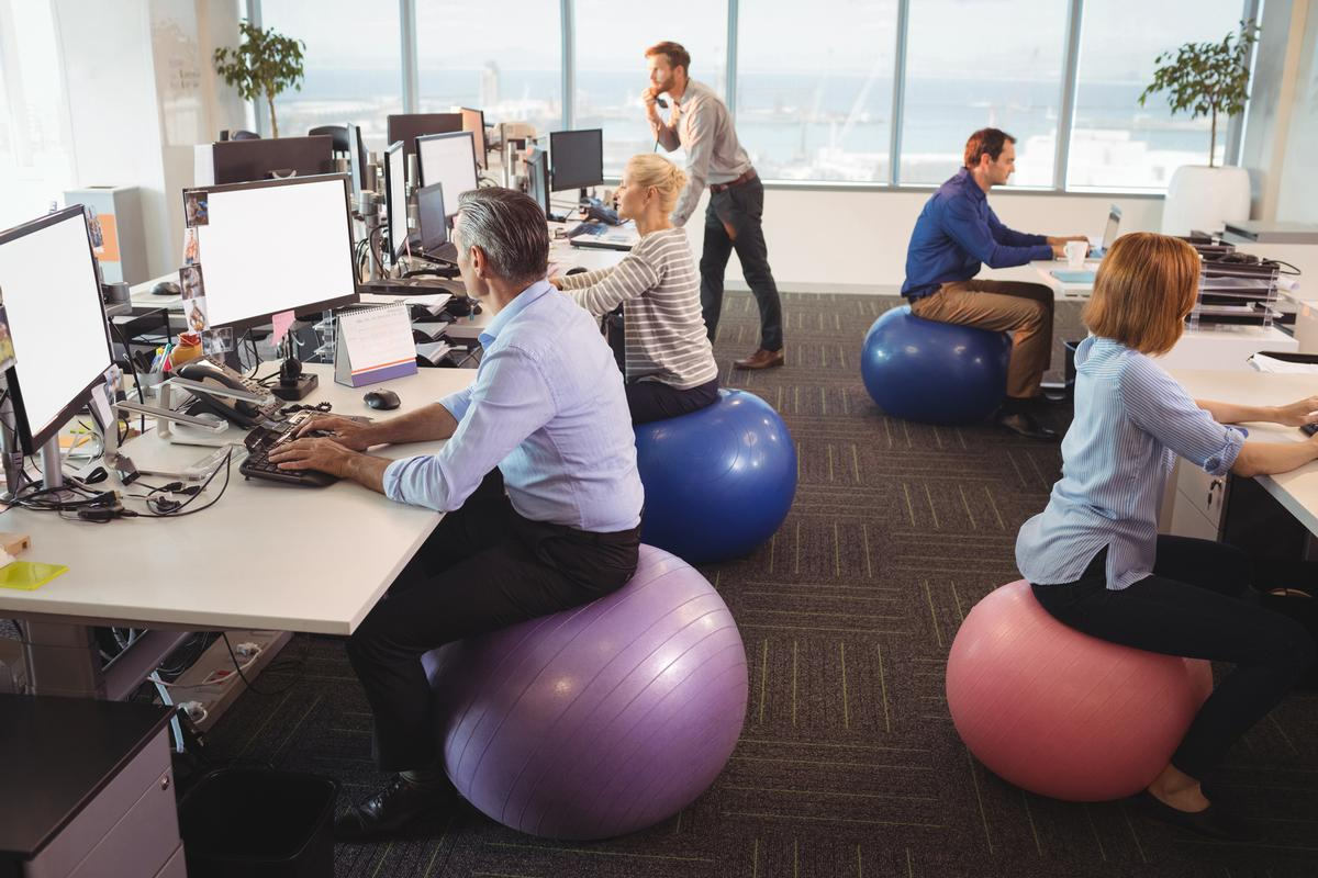 The initiative will offer the city's employees one-on-one health coaching and an outcomes-based programmes / Shutterstock