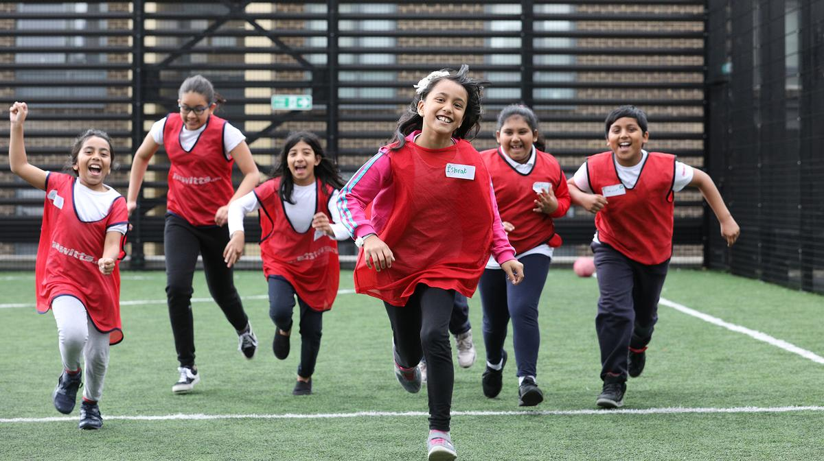 The funding is expected to see more than 9,000 children, young people and families benefit from new opportunities to taking part in sport / Sport England