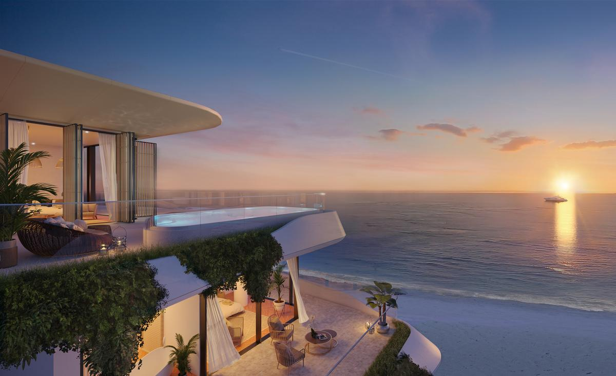 SHA's upcoming property in the UAE is set to open in 2023.