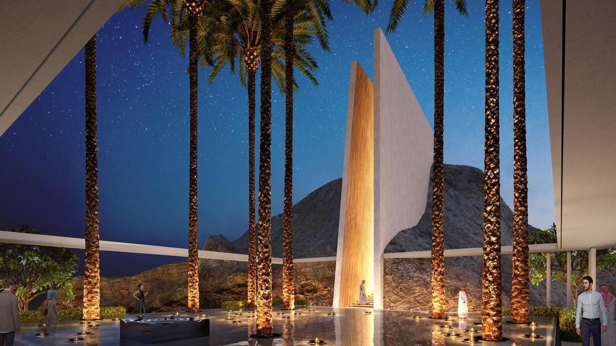 The resort is set to open in 2030.