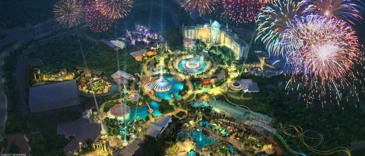 Universal's Epic Universe theme park will be its fourth property in Orlando