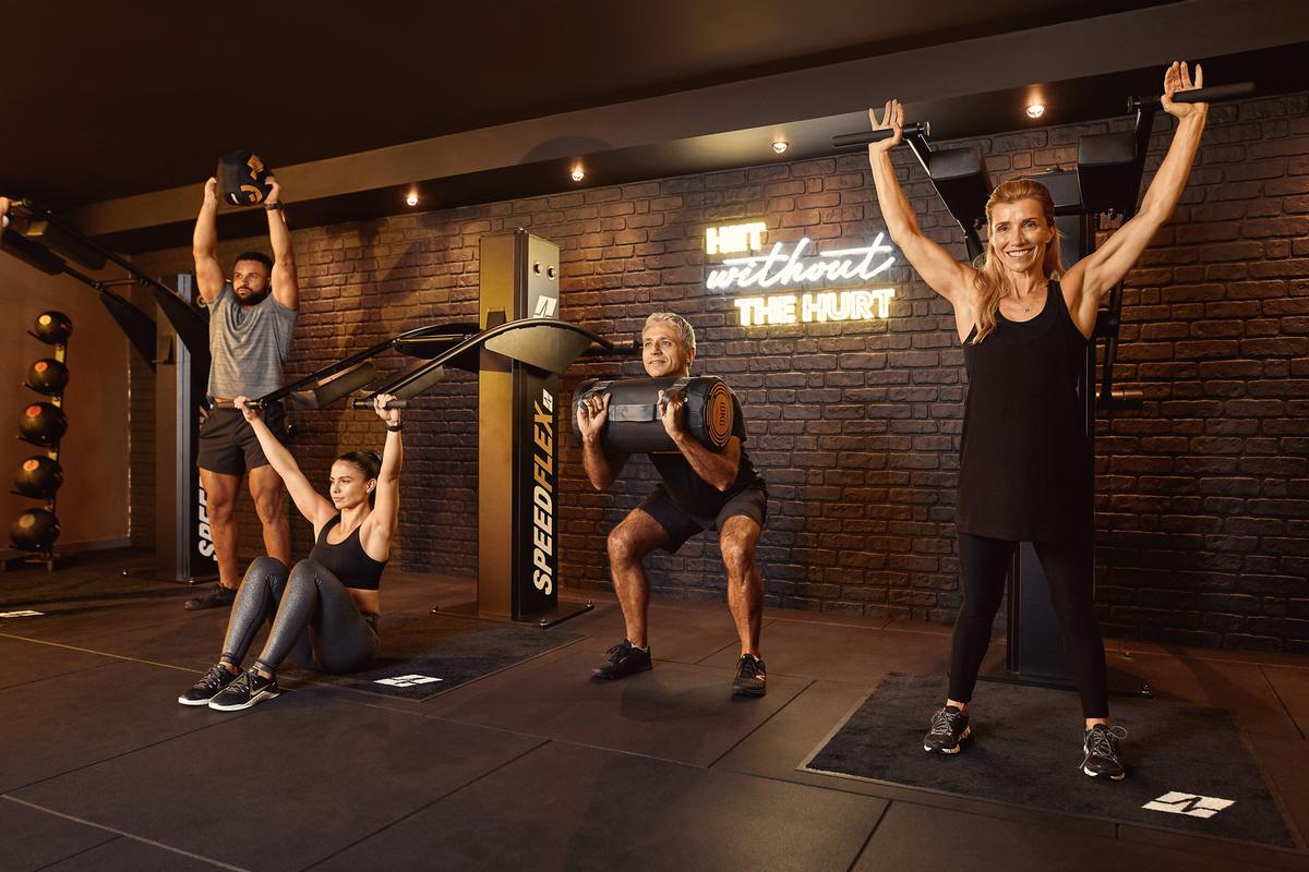 Each Fortis studio will be located in a newly created, bespoke space and will offer 30-minute HIIT workouts / Everyone Active
