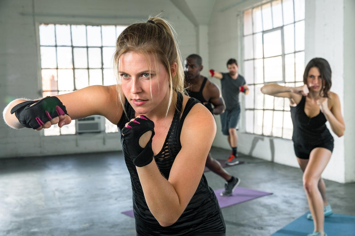 Research from Liverpool John Moores University points to a 'sweet spot' which exercisers need to hit in order to make HIIT beneficial / Shutterstock