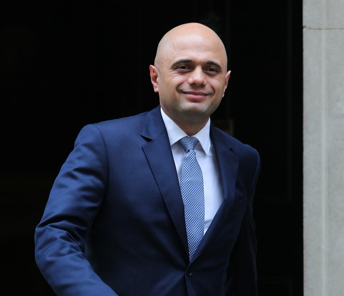 Javid has hinted that the budget will include measures to ignite a 'decade of renewal' for Britain / Shutterstock
