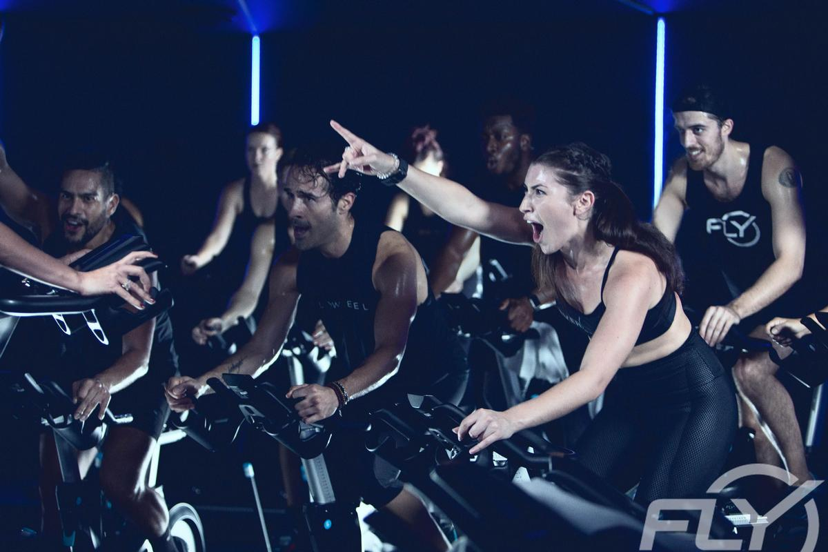 Established in 2010, Flywheel currently has 29 locations across the US / Flywheel Sports