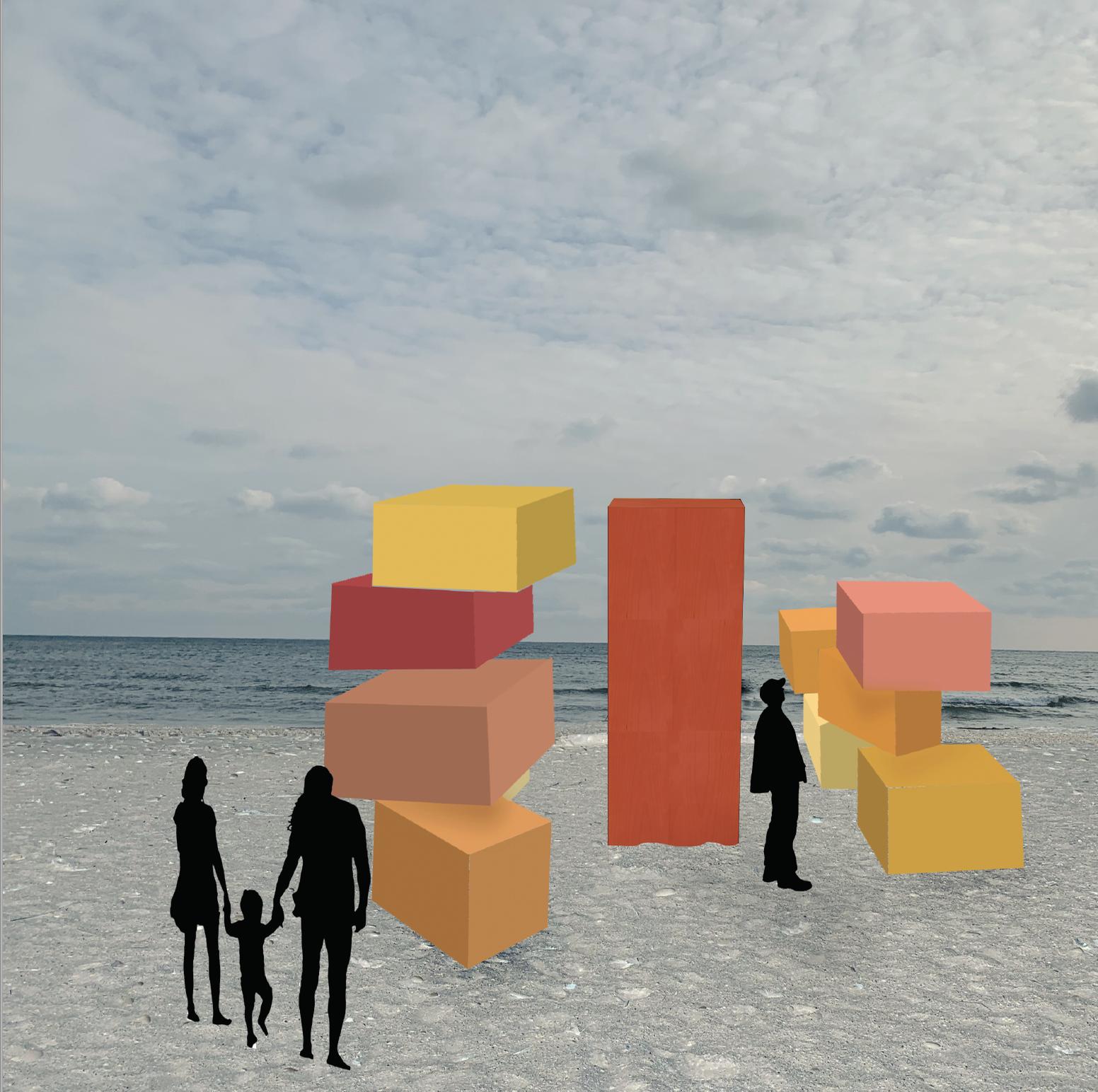 The Beach's Percussion Ensemble (Centennial College) / Winter Stations