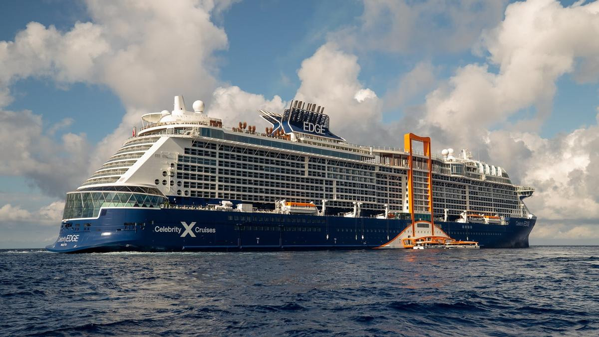 The agreement will commence in May 2020. / Celebrity Cruises
