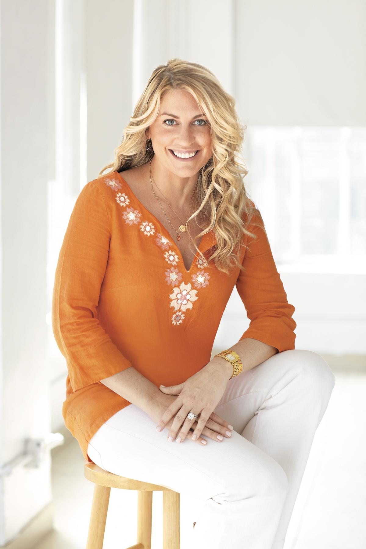Julie Keller Callaghan was previously editor in chief of American Spa magazine