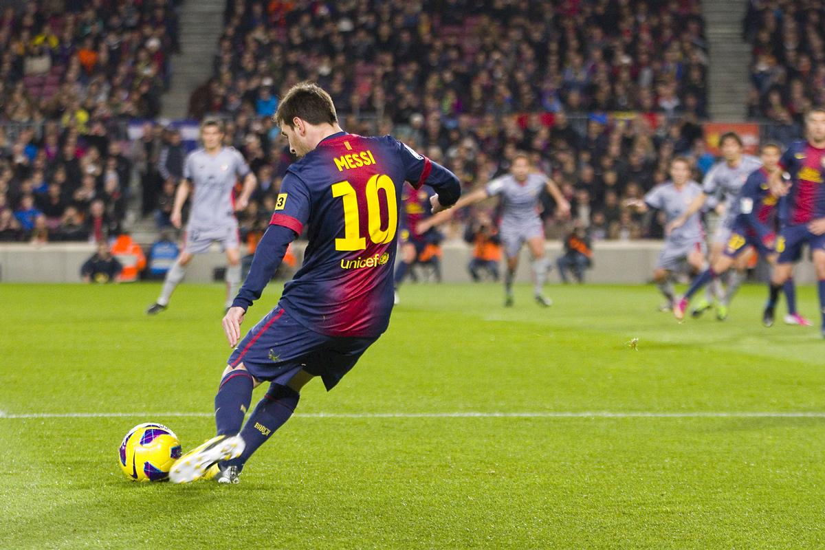 Barcelona generated revenues of £741.1m during the 2018-19 season / Natursport/Shutterstock