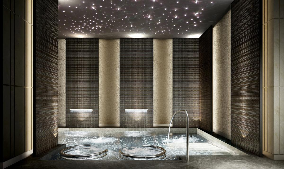 The hotel's spa has a focus on mind, body and soul / Four Seasons