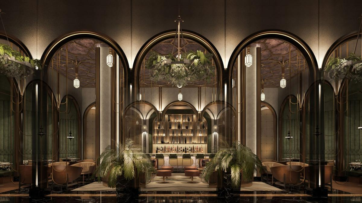 The BKK Social Club at the heart of Four Seasons Hotel Bangkok is where the world comes together / Four Seasons