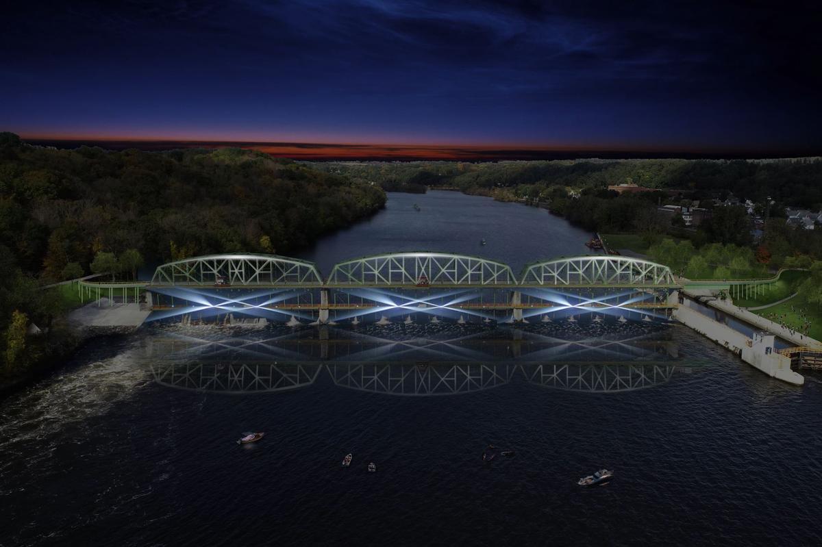 Work on the canal transformation is scheduled to begin this year / BuroHappold