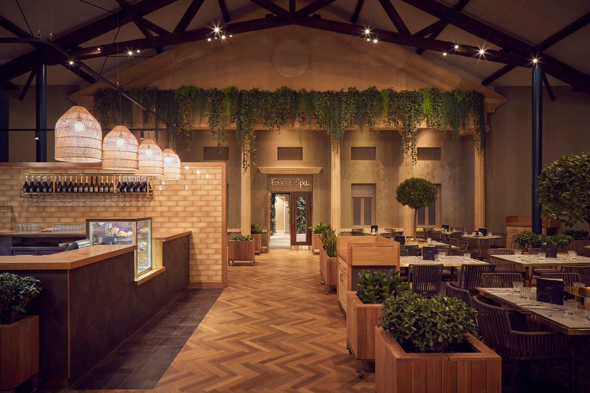 The Vitalé Café Bar received an additional £340,000 investment and refurbishment