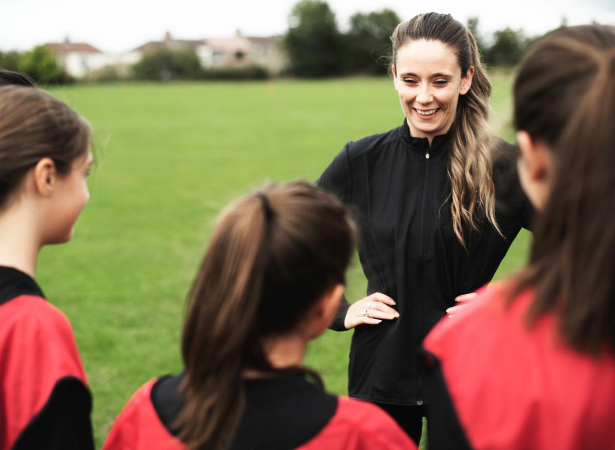 Five times as many young people want to work in sport as there are jobs available. / Shutterstock