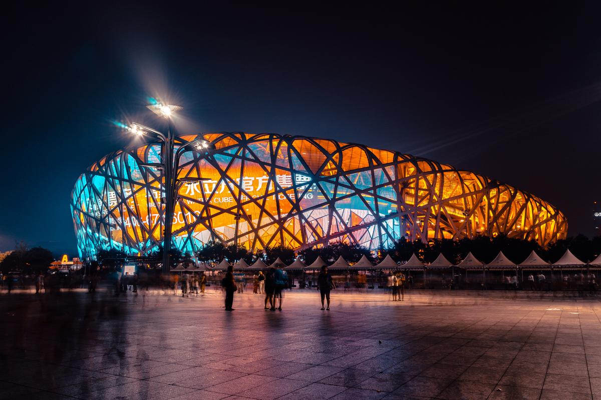 The iconic Bird's Nest Stadium in the capital city Beijing is among the public buildings to have been closed as a precaution / Shutterstock