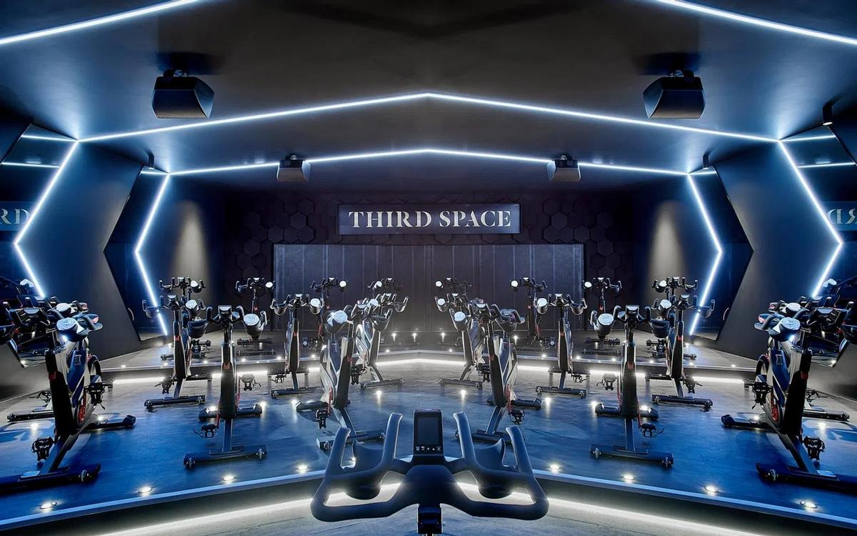 Located at the Islington Square retail and leisure complex in London, the £10m club covers 47,000sq ft / Third Space