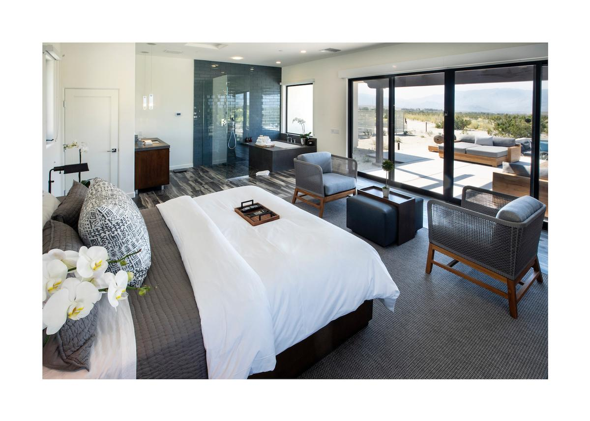 Twelve new 600-square-foot suites have also been added throughout four new buildings