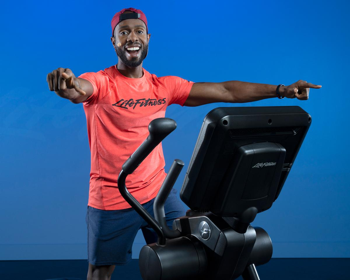 The classes last between 10 and 40-minutes and are designed to cater to users of all fitness levels