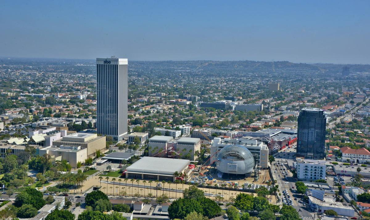 The facility is set to open in Hollywood on 14 December 2020 / Renzo Piano Building Workshop