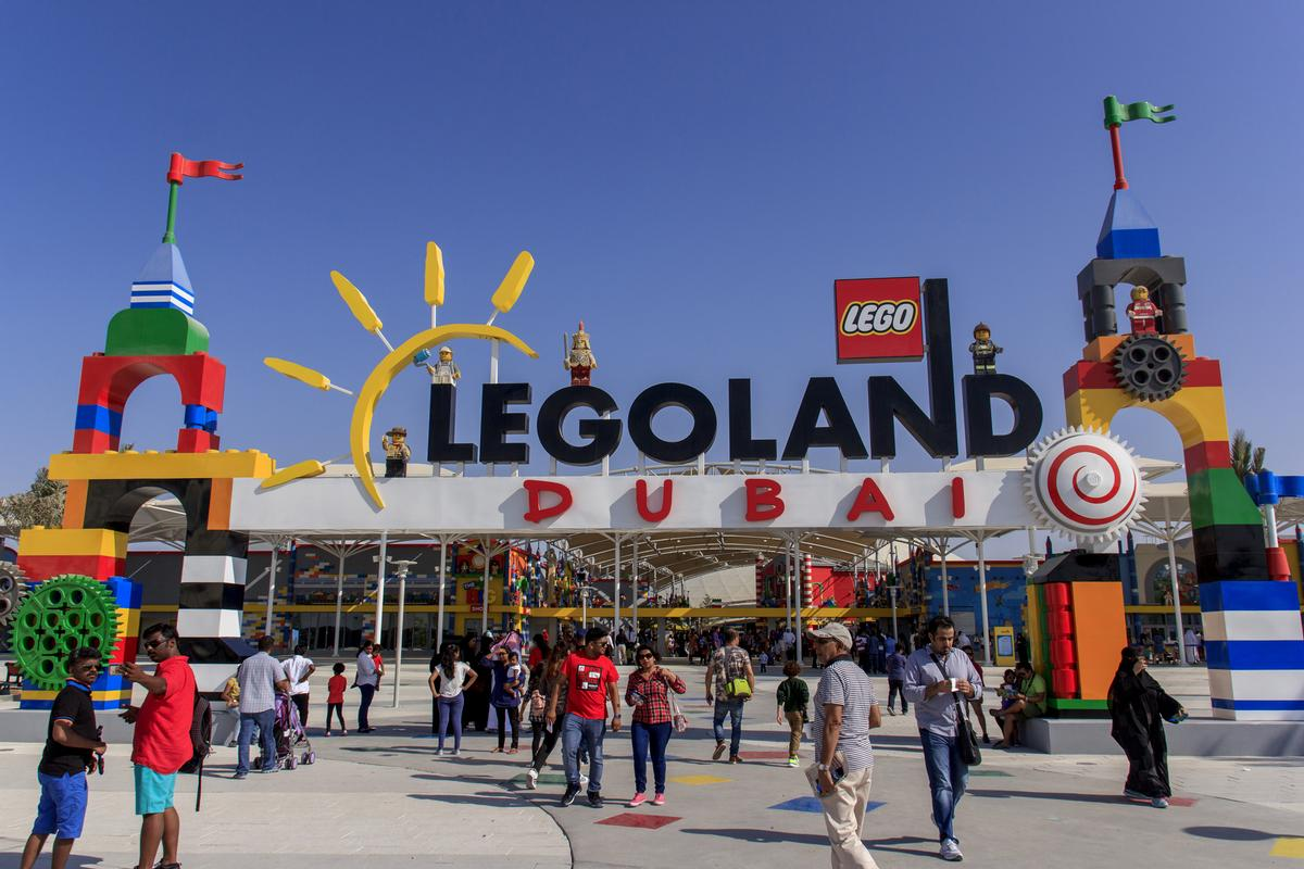 Legoland Dubai will have a new 250-room hotel later this year / Shutterstock