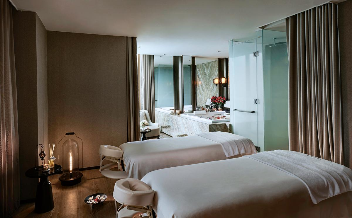 The luxury boutique hotel is part of the MGallery Hotel Collection owned by Accor