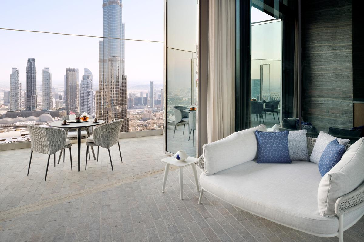 Emaar Hospitality Group has opened a collection of hotels in Dubai under the name Address Hotels + Resorts.