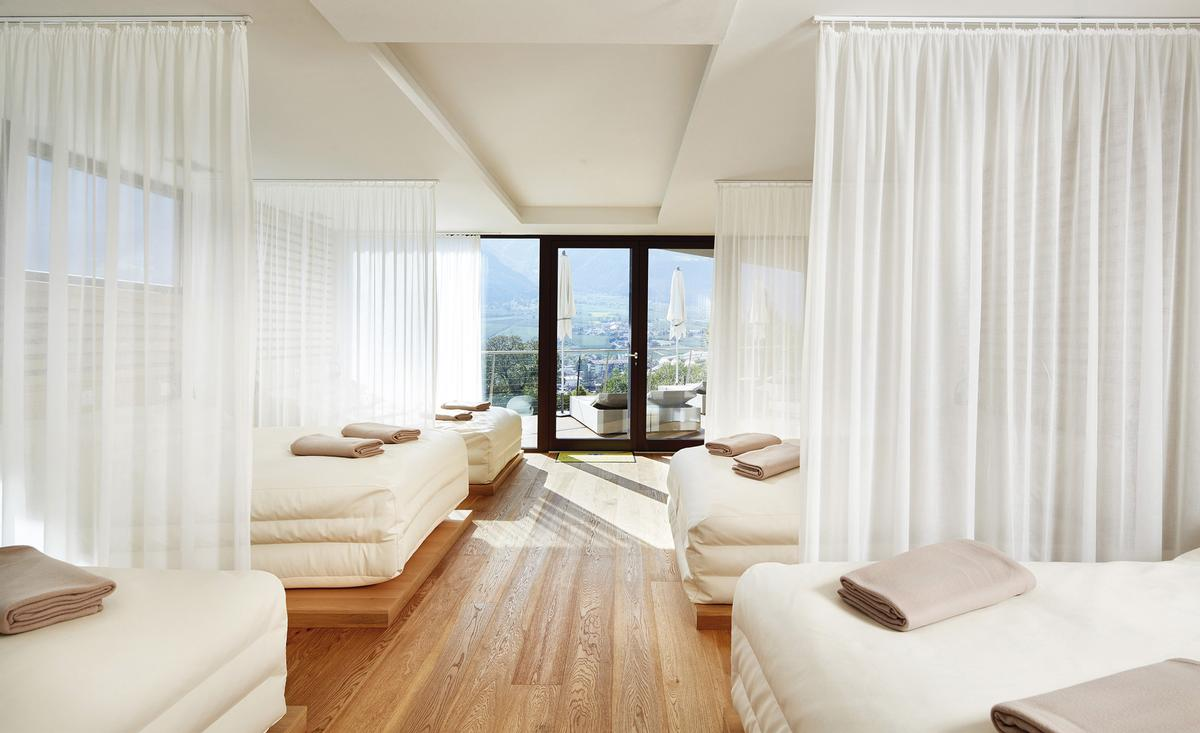 The new programmes are a product of Preidlhof's newly reformulated spa concept