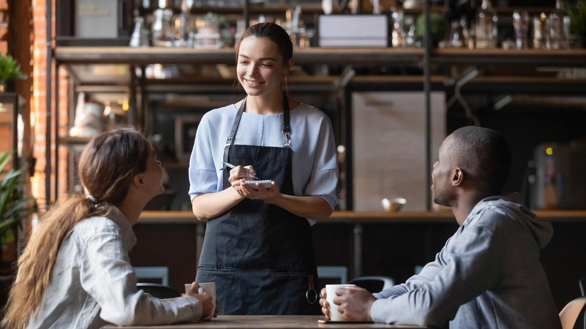 The hospitality sector has reacted with horror to the proposals, fearing it could lead to further staff shortages / Shutterstock