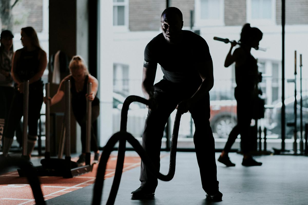 A Strength & Conditioning studio will help individuals to build endurance