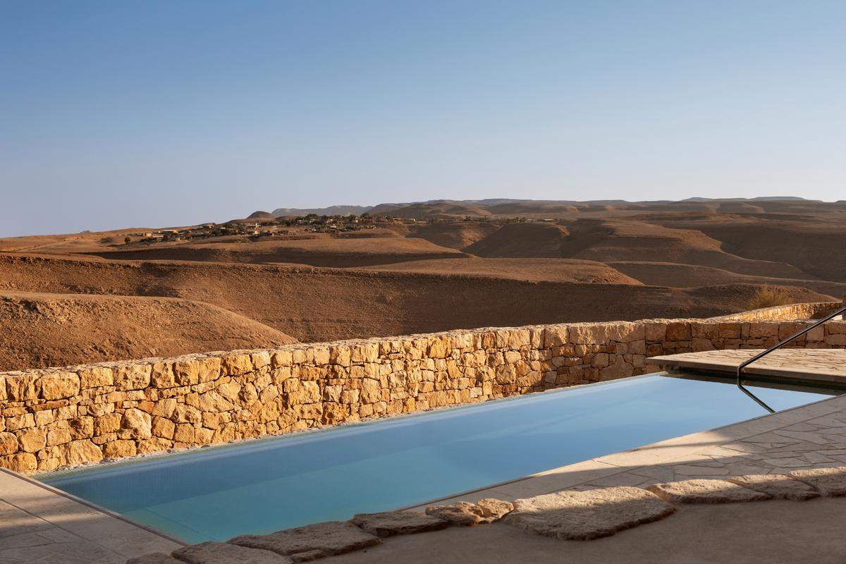 Six Senses will also provide an Earth Lab and an open-air amphitheatre