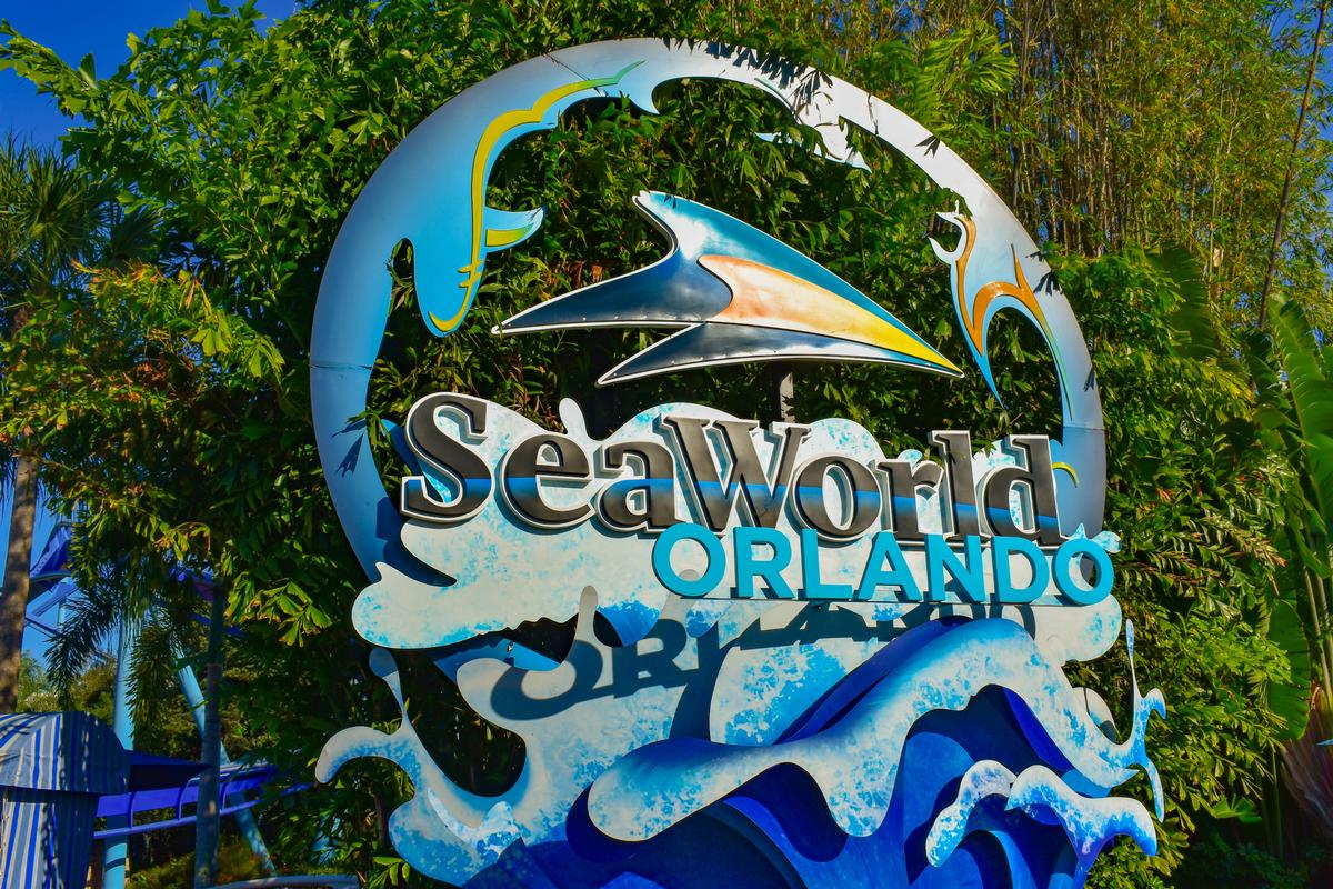 SeaWorld plans to introduce a number of new rides and attractions in 2020 / Shutterstock