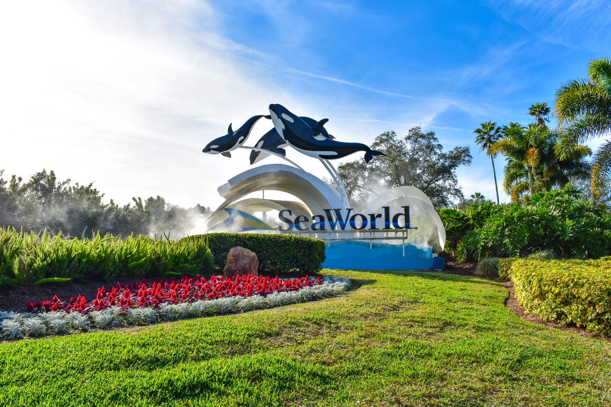 SeaWorld has so far not been significantly impacted by the virus / Shutterstock.com