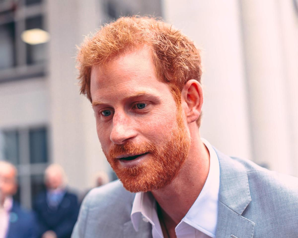 The Duke of Sussex spoke about sustainability across the travel and tourism industry at the Travel Tourism Summit in Edinburgh on 26 February / ©Shutterstock