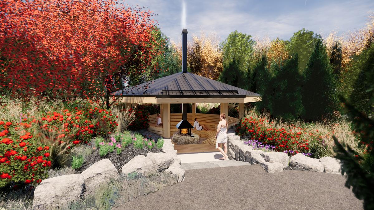 Located in Cullen Central Park, the development covers just under nine acres