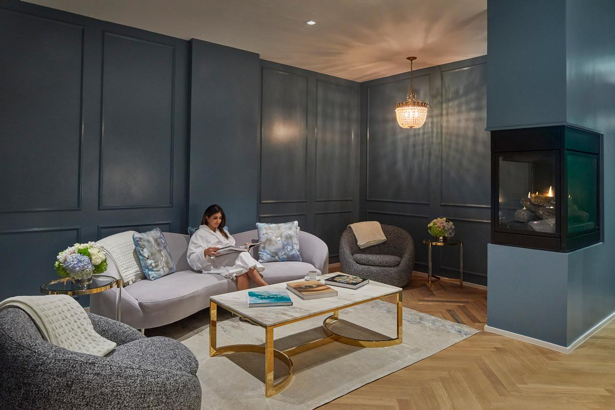 The spa has retained the same menu offering as at Trellis, including massages, facials and body scrubs but with new additions, such as a CBD massage and customised massages