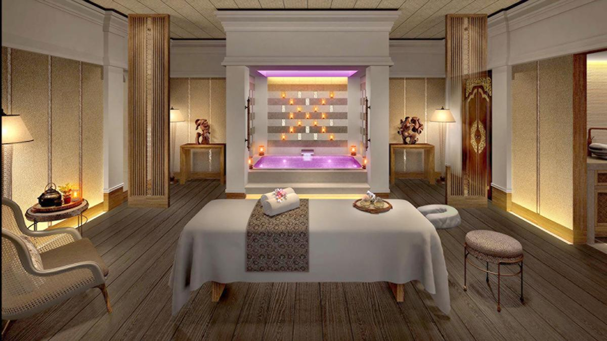 Highlights will include The Illume Room, a surround sound spa suite sealed from outside light sources to maximise colour therapy healing