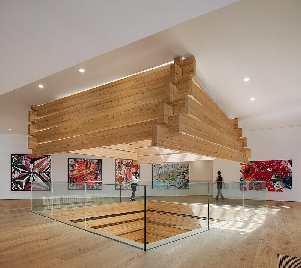 The aim of the museum is to promote Turkish art / Photos Odunpazari Modern Musuem: ©NAARO