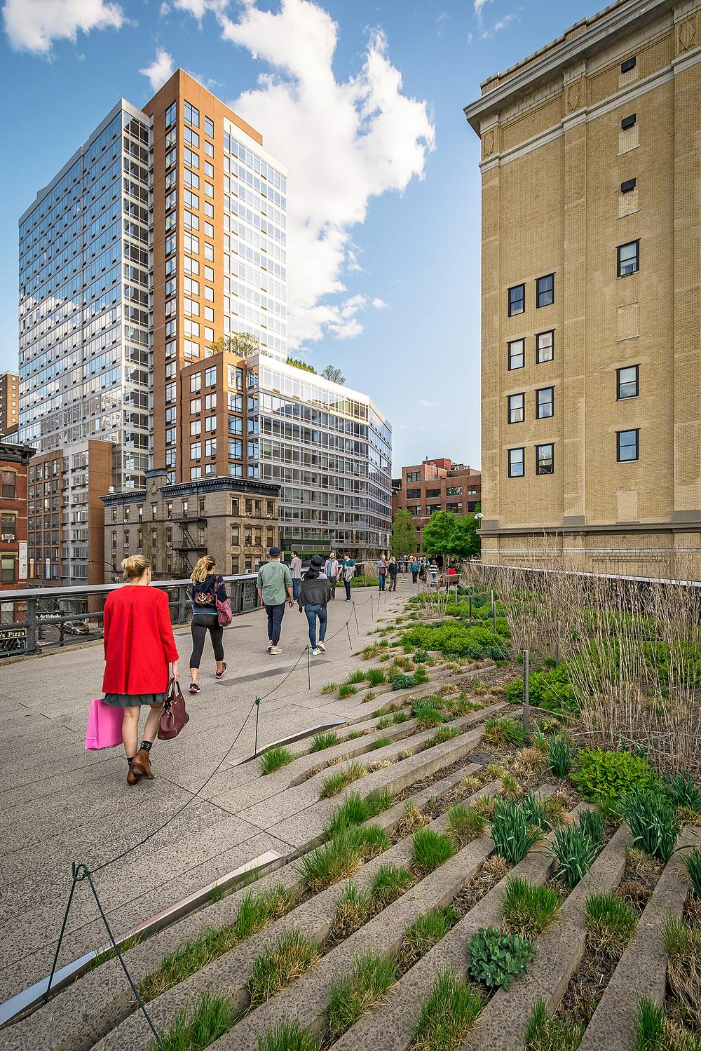The High Line / Photo: ©Lenny Pridatko, 2018