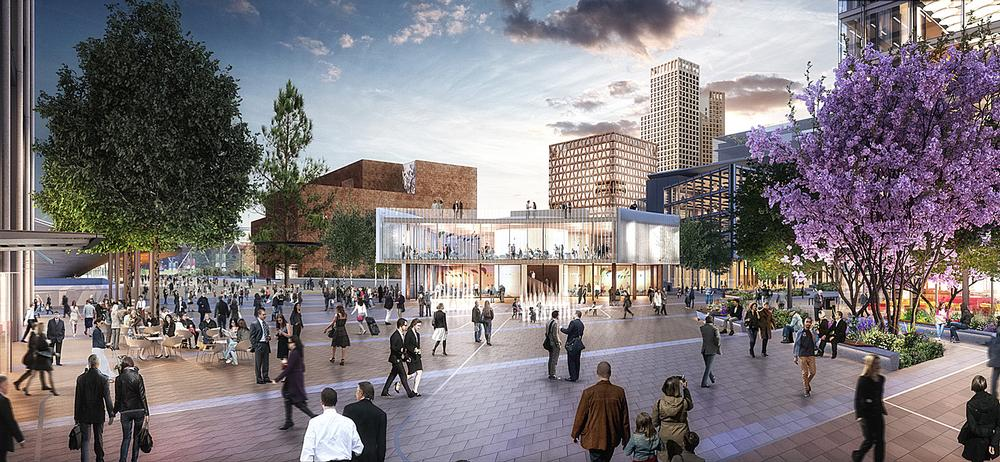 International Quarter London is one of the city's largest new mixed use projects