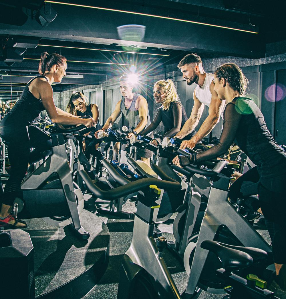 People who are new to exercise might be deterred by the discomfort experienced during HIIT / shutterstock