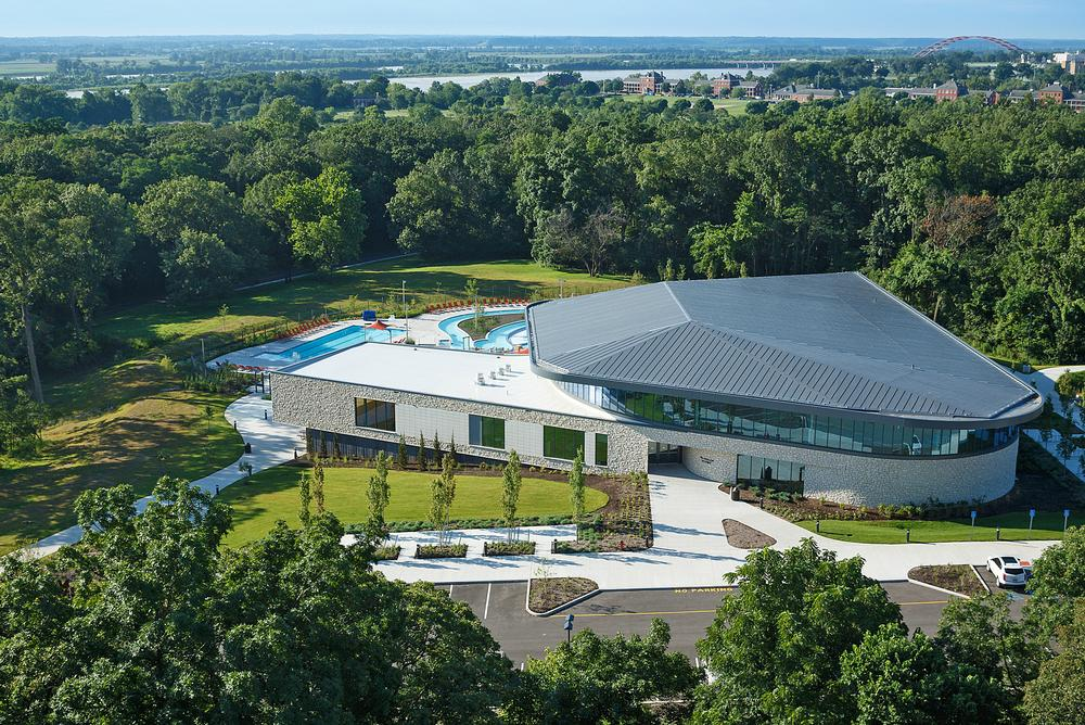 The Lemay Community Recreation Center and Aquatic Complex houses a range of activities / Photo: Peak Views LLC